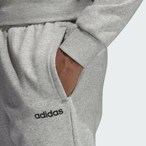 pantaloni tuta uomo adidas cotone